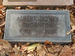 Albert Sidney Thornton