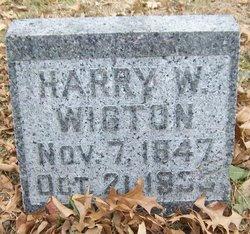 Harry W Wigton