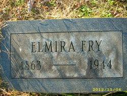 Elmira Jane <I>Ware</I> Fry