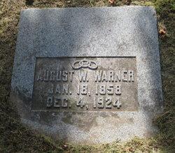 August W Warner