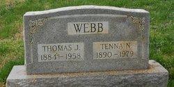Thomas J Webb