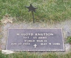H. Lloyd Knutson