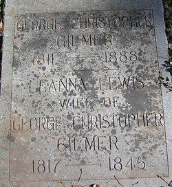 George Christopher Gilmer