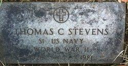 Thomas C Stevens