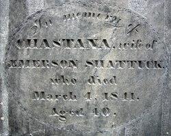 Chastana <I>Woods</I> Shattuck