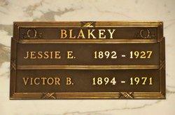 Jessie E <I>Eddingfield</I> Blakey