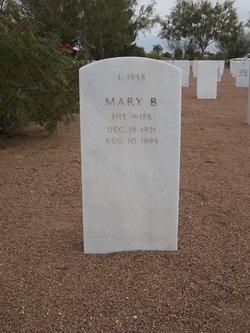 Mary B Sarbo