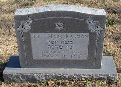 Joel Mark Radman