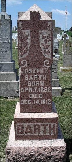 Joseph F. Barth