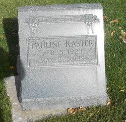 Pauline Kaster