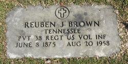 Reuben Joseph Brown