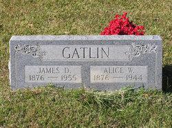 Alice W Gatlin
