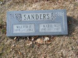 Walter Forest Sanders