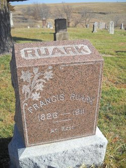Frances Mintree <I>Smith</I> Ruark