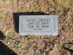 Ortha Croley