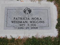 Patricia Nora <I>Wessman</I> Wiggins