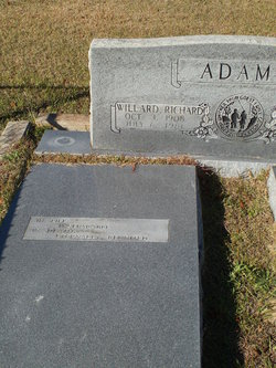 Willard Richard Adams