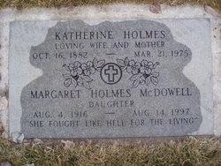 Katherine Gillespie Holmes