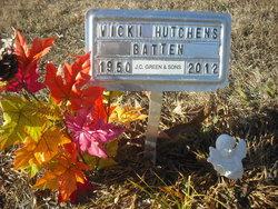 Vicki Mae <I>Hutchens</I> Batten