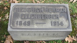 Fredrich Herman Ellenberger