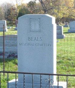 New Beals Cemetery