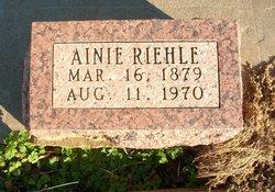 Ainie Riehle