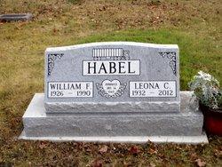 Leona Caroline <I>Warner</I> Habel