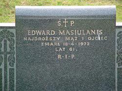 Edward Masiulanis