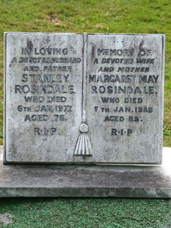 Margaret May Rosindale