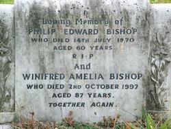 Winifred Amelia Bishop