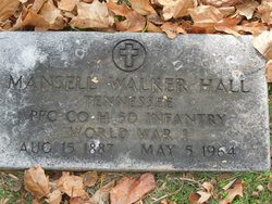 Mansell Walker Hall