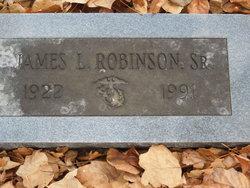 James Lawrence Robinson, Sr