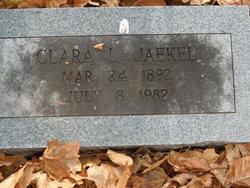 Clara L Jaekel