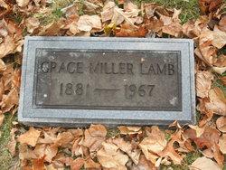 Grace <I>Miller</I> Lamb