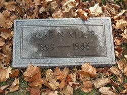 Irene N Miller