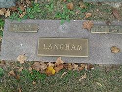 Lucille <I>Leslie</I> Langham