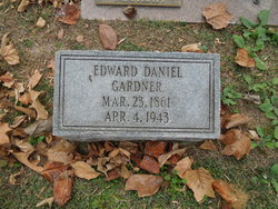 Edward Daniel Gardner