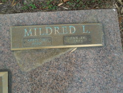 Mildred L Seabold