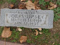 Joe Stovall Lipsey
