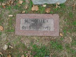 Blondelle Foster Bone