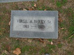 Virgil A Berry, Sr