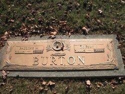 Pauline Marie <I>Roth</I> Burton