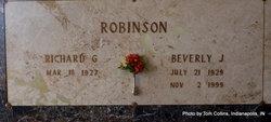 Beverly Joyce <I>Sans</I> Robinson
