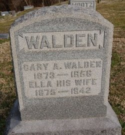 Cary A Walden