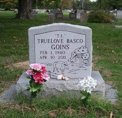 "Truelove Basco ""T.L."" Goins"