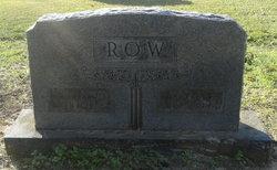 """Mary Jane """"Mollie"""" <I>Thomas</I> Row"""