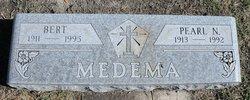 Pearl N <I>Smith</I> Medema