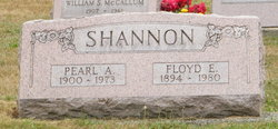 Pearl A. Shannon