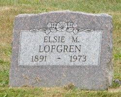 Elsie M. Lofgren