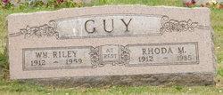 William Riley Guy
